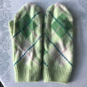 Lamb's Wool Mittens